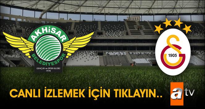 Galatasaray Akhisarspor Süper Kupa Canlı izle