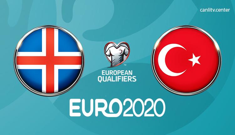 İzlanda Türkiye Maçı Canlı izle - 11 Haziran 2019