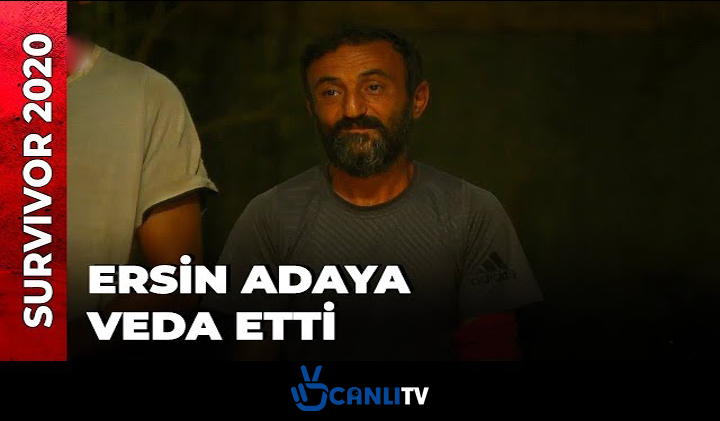 Survivor Ersin Adaya Veda Etti