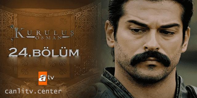 Kuruluş Osman 24. Bölüm 3 Haziran 2020