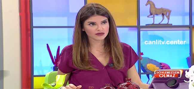 Beyaz TV Söylemezsem Olmaz sunucusu Bircan Bali canlı yayında bayıldı!