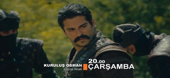 Kuruluş Osman 27. Bölüm Sezon Finali 24 Haziran 2020